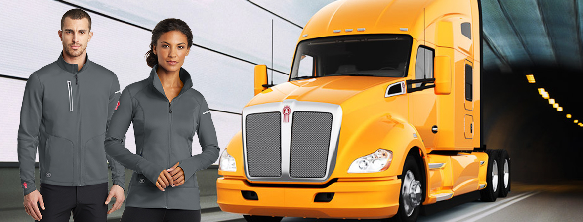 Kenworth Employee Apparel for Product Launch