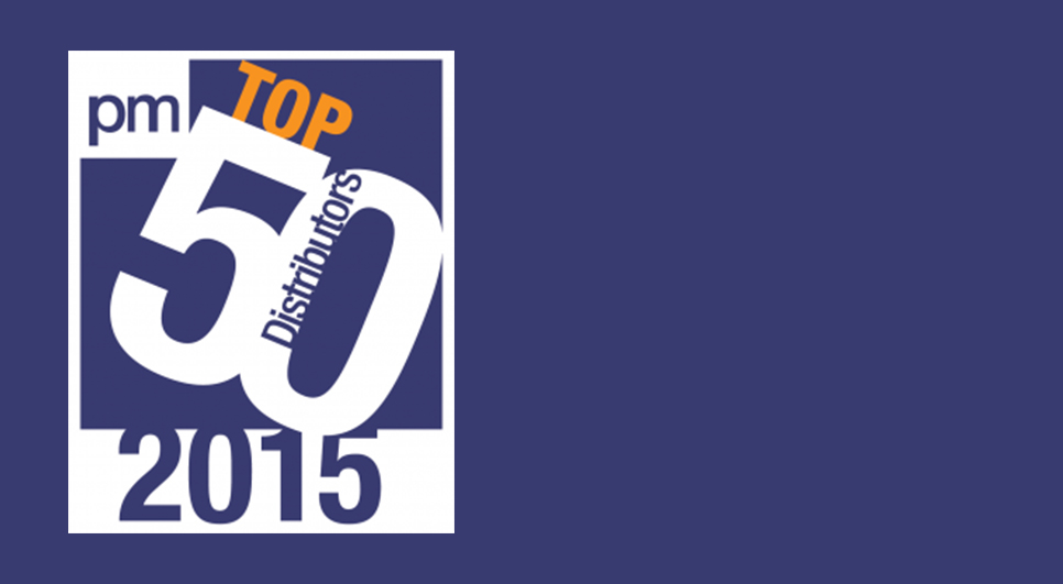 2015 Top 50 Distributors, Promo Marketing