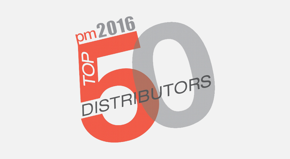 2016 Top 50 Distributors by Promo Marketing