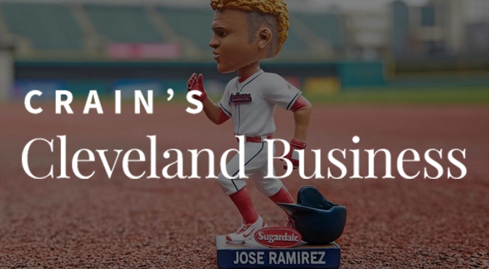 Crain's Cleveland Business, Indians
