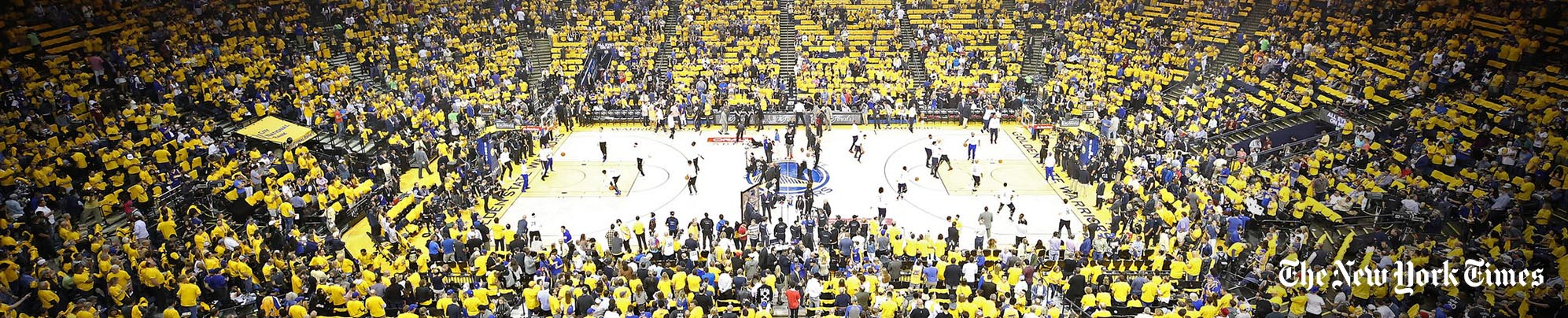 Golden State Warriors' arena